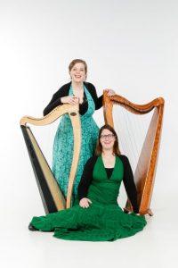 Keltische harpmuziek uit Ierland en Schotland