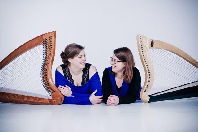 Keltische harpmuziek; Ierse en Schotse harmuziek en vertellingen